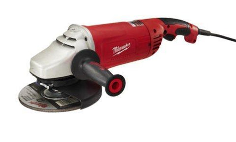 "Milwaukee Power Tools Milwaukee 7""/9"" 15.0 Amp Large Angle Grinder"