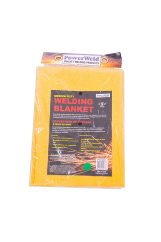 Powerweld Welding Accessories 6 x 6 Medium Duty Fire Blanket