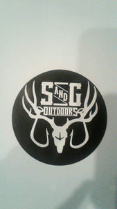 Decal 4x4 inch