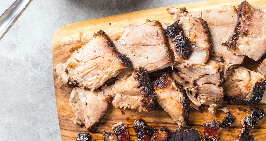 The Perfect Cuban Pork Belly, made possible by Café Joe Cuban espresso