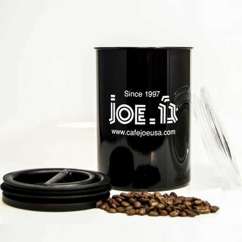 Cafe Joe Coffee Storage