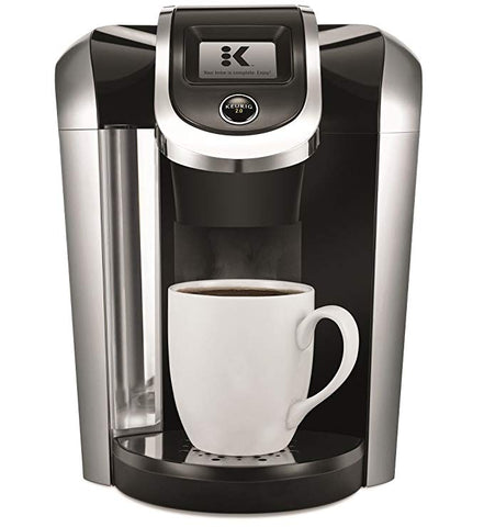 Keurig K475 single serve K-cup pod coffee machine