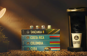 Country Series 4 Sleeve Variety Pack With Tanzania