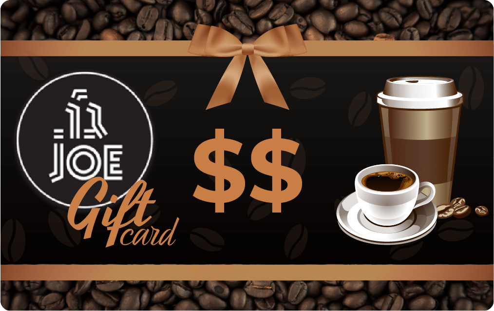 Cafe Joe Gift Card