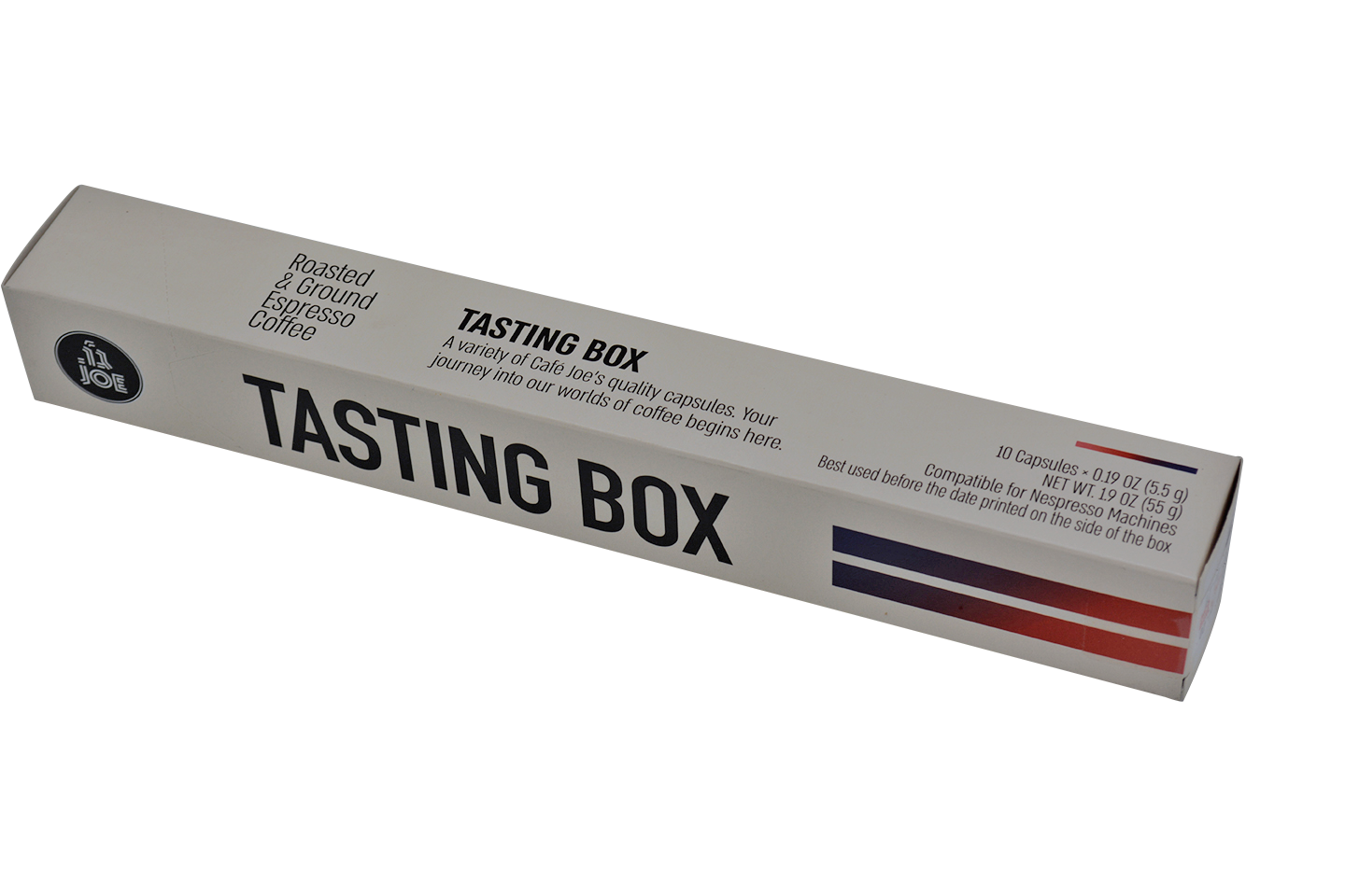 Tasting Box - Compatible With Nespresso