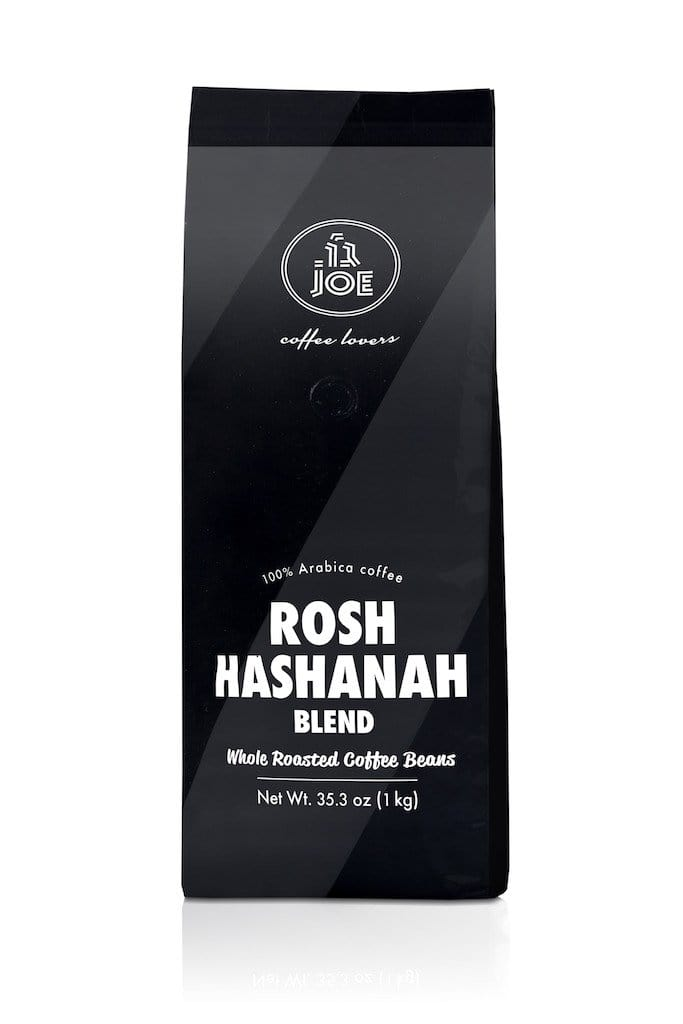 Rosh Hashanah Blend | Medium Roast | Whole Bean Coffee - Cafe Joe USA