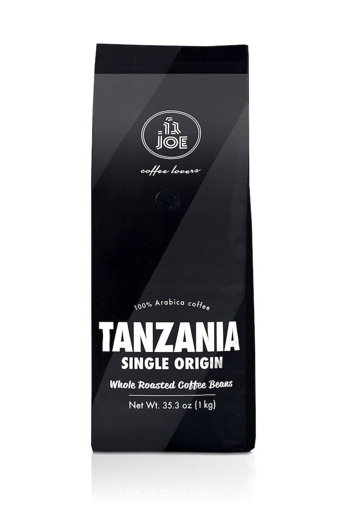 Tanzania | Dark Roast | Single-Origin Whole Bean Coffee - Cafe Joe USA