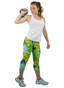 Brazilian Capris - women yoga clothes beBrazil