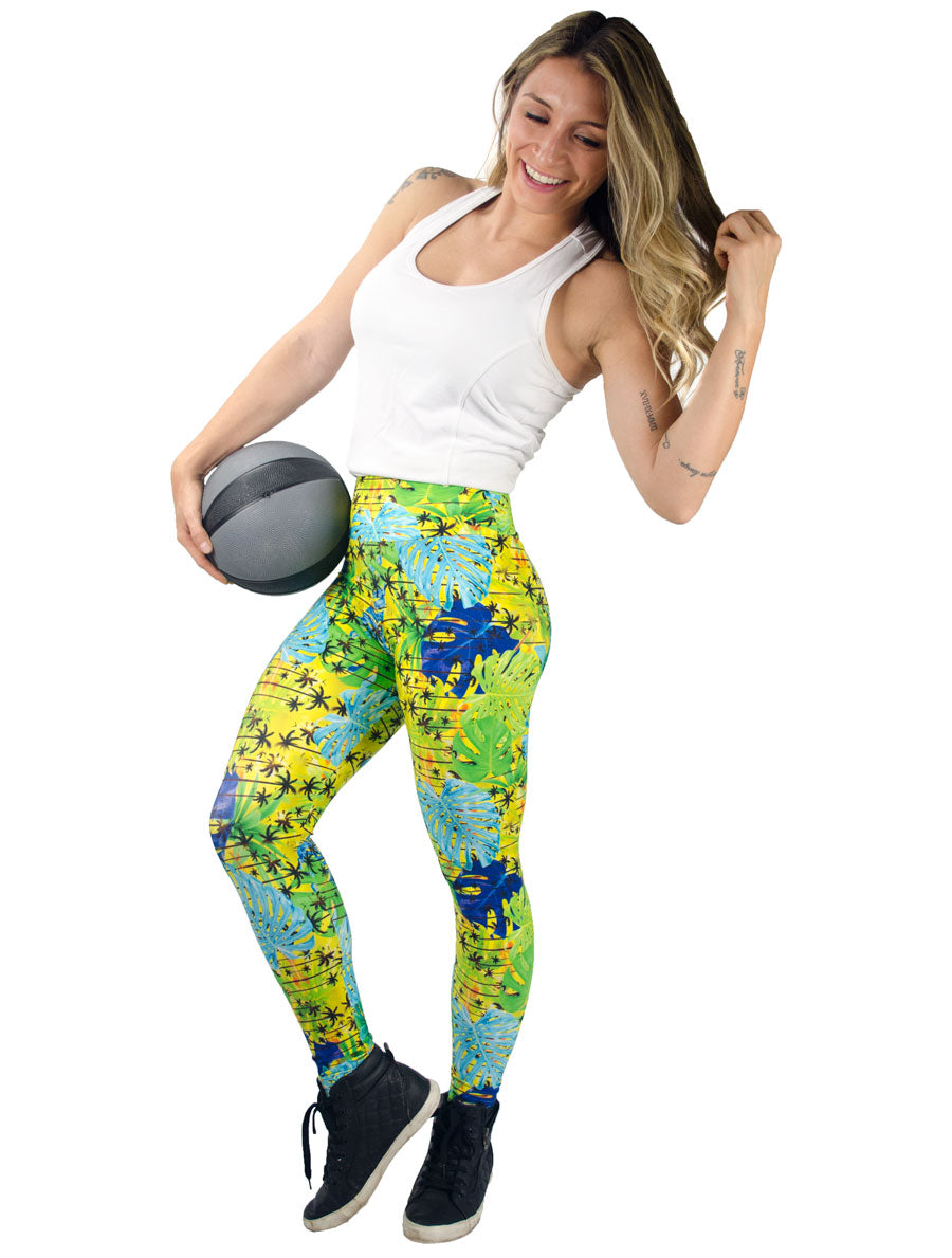 Brazilian Leggings - women yoga clothes beBrazil