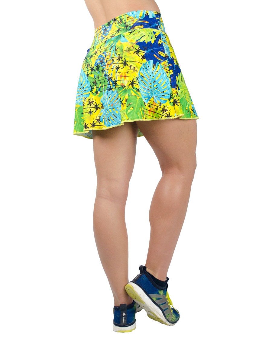 Brazilian Skort - women yoga clothes beBrazil