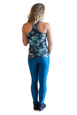 Amazonas Light CO2 Tank Top (Removable Cups) - women yoga clothes beBrazil