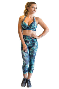 Amazonas Light CO2 Sports Bra - women yoga clothes beBrazil