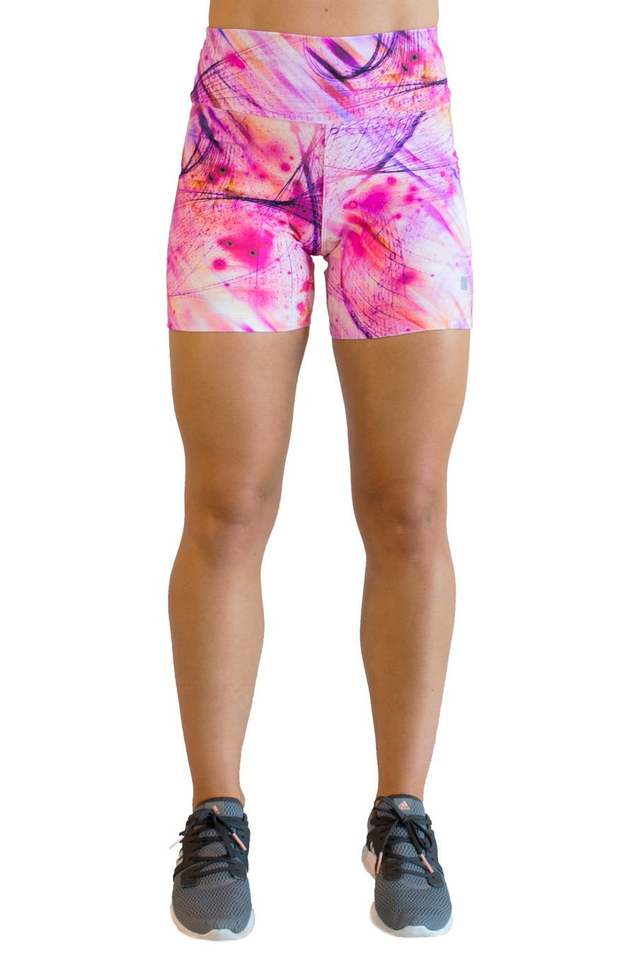 Raio de Sol Shorts - women yoga clothes beBrazil