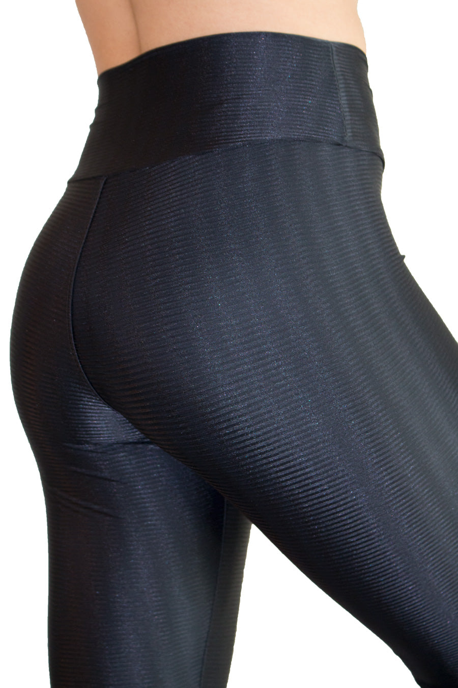Deixa Brilhar Cirre Leggings - women yoga clothes beBrazil