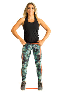 Amazonas Light CO2 Leggings - women yoga clothes beBrazil