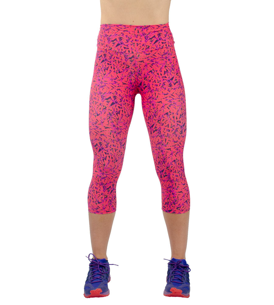Pimenta Capris - women yoga clothes beBrazil