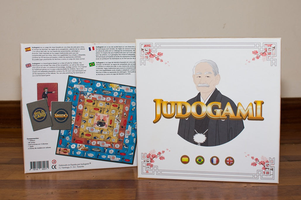 The Judo Board Game