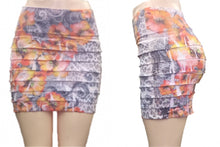 Frills and More Bodycon Mini Skirt