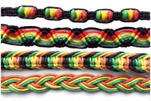 Genuine Jamaican Style Bracelets (Set of 3)