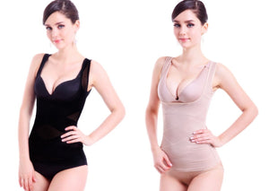 Breathable Waist Slimmer & Bust Enhancer (Plus Size)