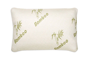 Stay Cool Bamboo Memory Foam Pillow