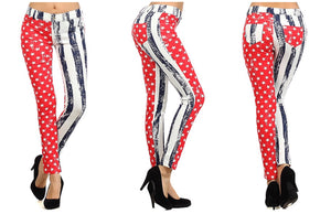 Patriotic Fashion Pants - Freedom Collection