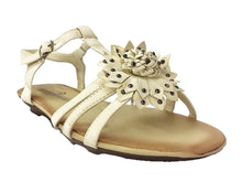 Soft Padded Blossoming Sandals