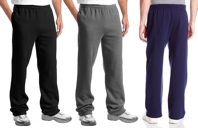 Knocker Men's Everyday Heavy Duty Fleece Sweatpants
