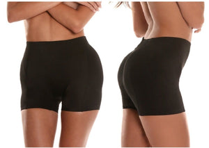 Hip & Booty Padded Boxer Shorts