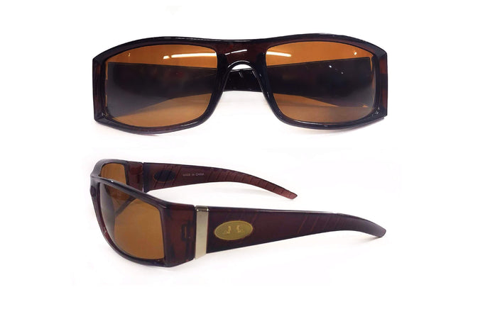 Retro Rectangular Sunglasses (Playboy)