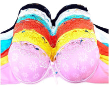 Floral & Lace Full Coverage Bras