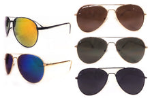 Aviator Sunglasses (Gradient)