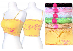Convertible Tube Top Bandeau Bras