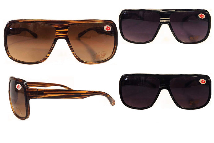 Smokey Shield Sunglasses