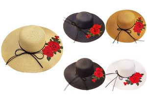 Rosy Everday Floppy Sun Hat