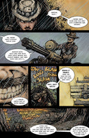 Crow Jane & The Land of Death Issue #0