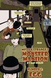 Mister Strange's Monster Mansion Issue #1