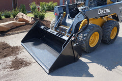 Quick Attach Combination Bucket for Loaders