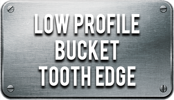 Low Profile Tooth Bucket For Skid Steer Loaders | Attachment Kings