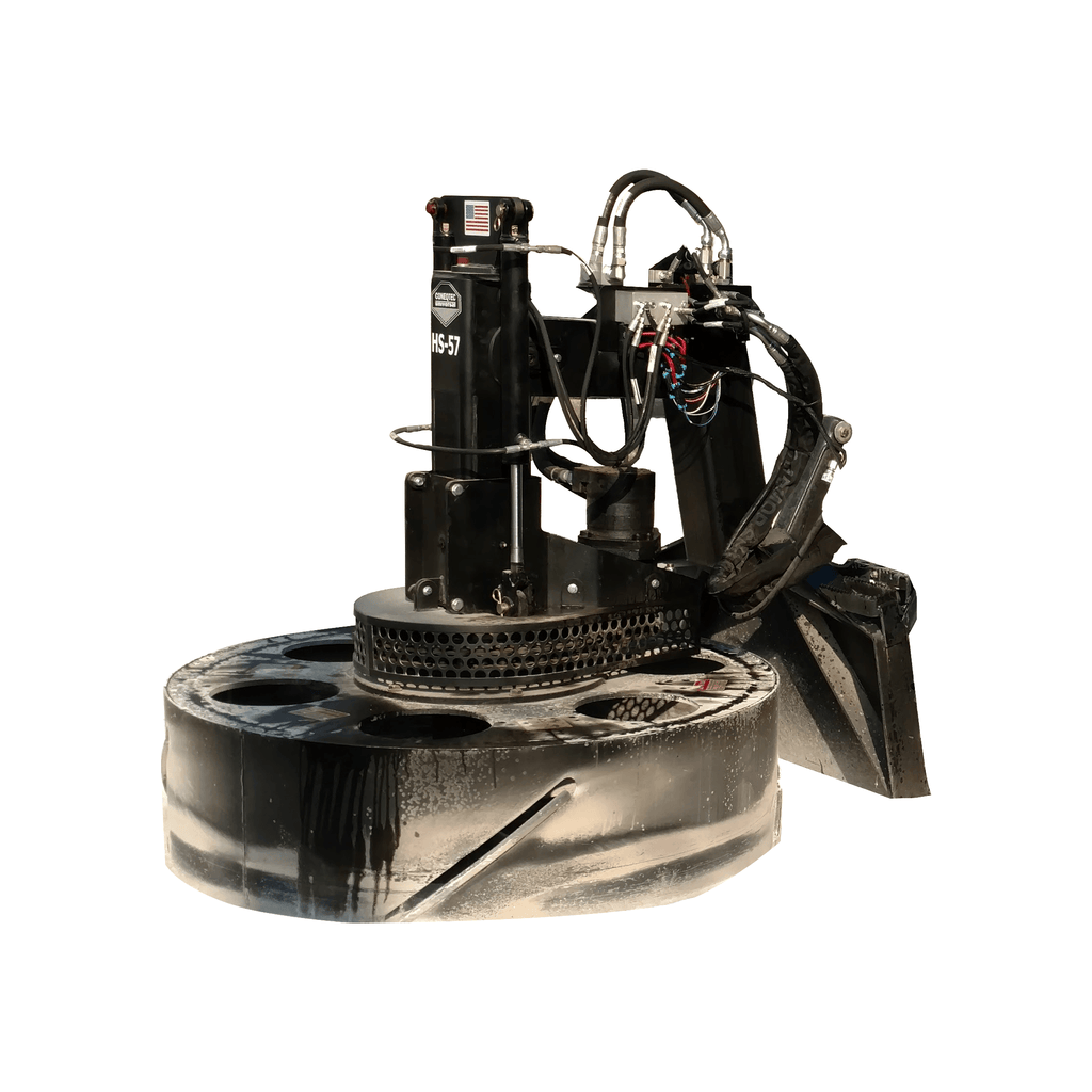 HS-57 Manhole Saw | Coneqtec Universal - Attachment Kings