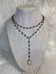 Crescent Moon Lariat