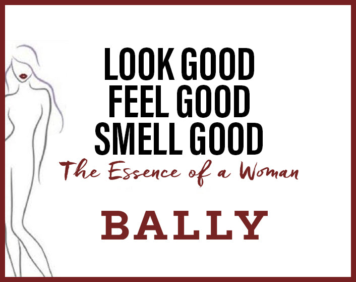 Look Good, Feel Good, Smell Good
