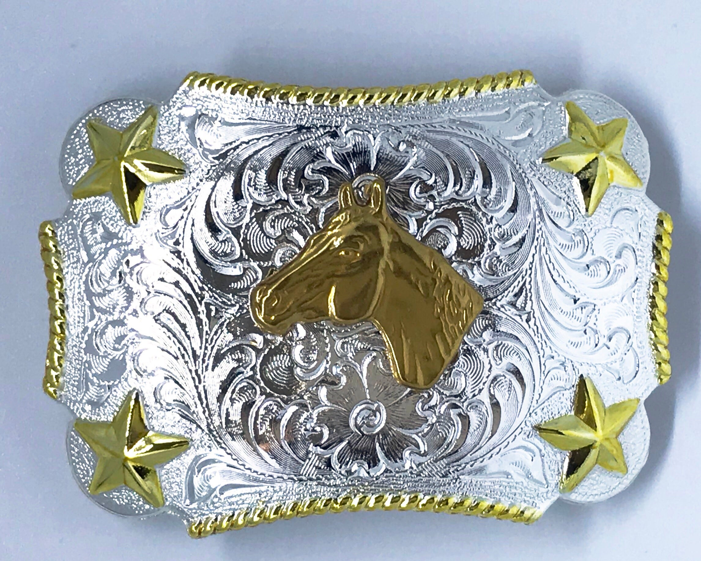 Nocona  Belt Co. Boys Buckle