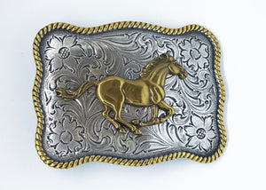 Nocona  Belt Co. Western Buckle
