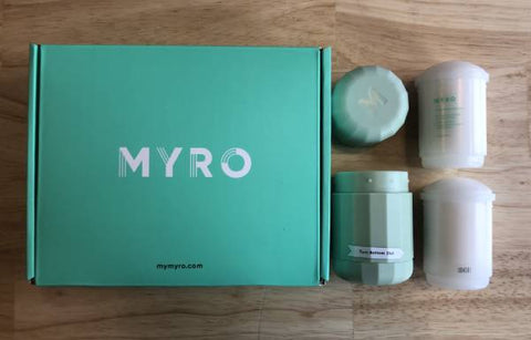 REVIEW: Myro Deodorant - HealthyOffice