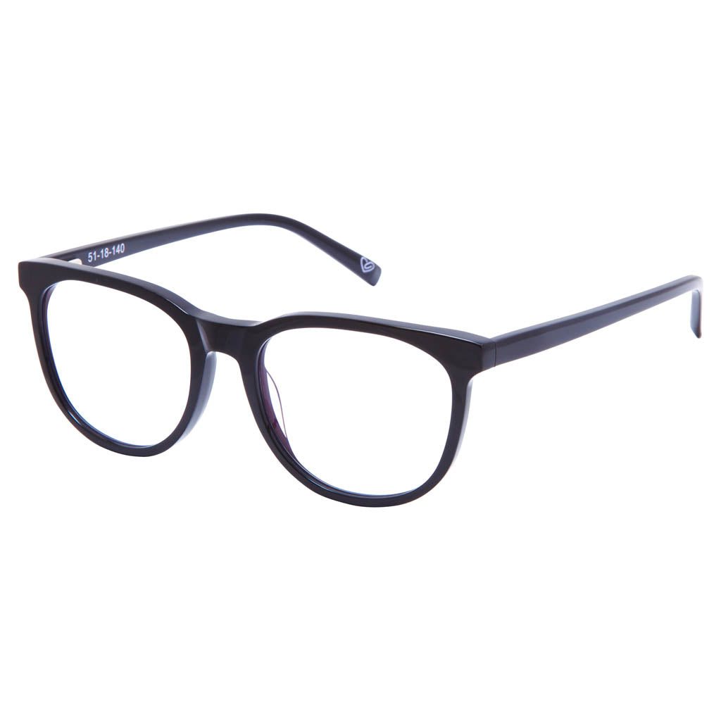 70f87b36501 Blue Light Blocking Computer Glasses with Clear Anti-Glare Lens by ...