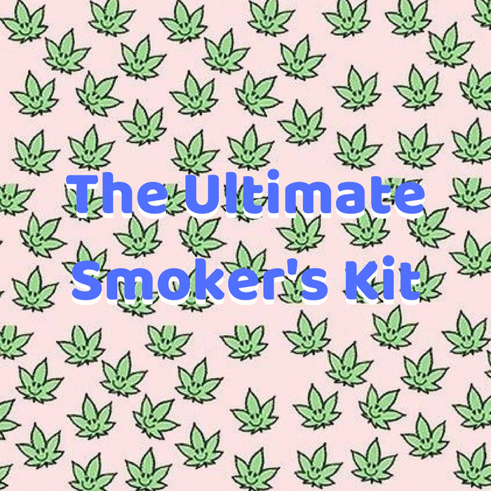 Ultimate Stoner Kit - Essential Items Every Smoker Must Have!
