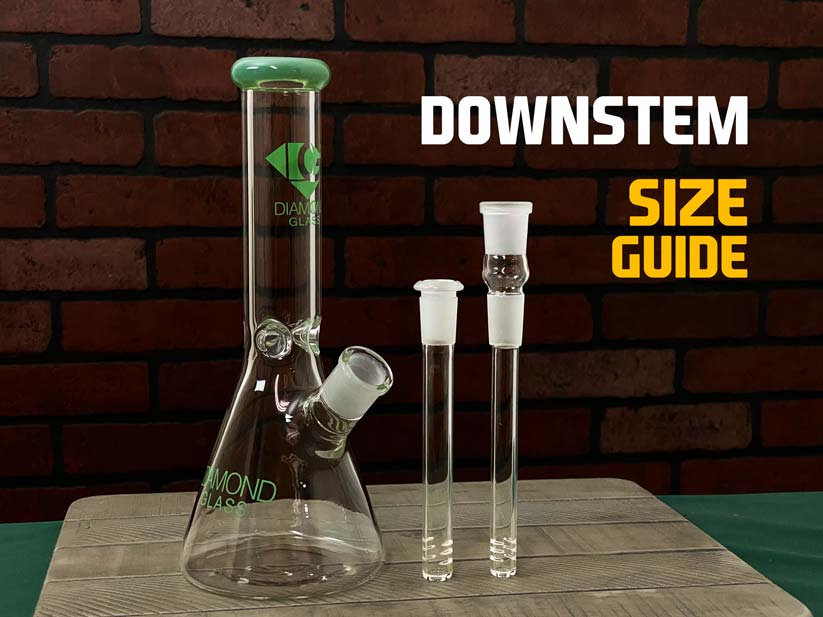 Downstem Size Guide - Tips on How to Measure The Downstem of a Bong