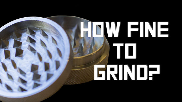 How To Grind Bud