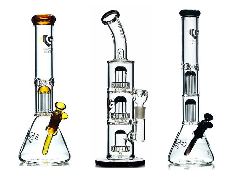 Best Bong Brand - Diamond Glass